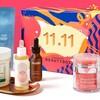 lookfantastic 11.11 Beauty box 2020 独身の日限定ボックスネタバレ ルックファンタスティック 11月11日シングルズデー【海外コスメ】