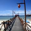 シパダン&マブール島のホテル@マブール島