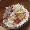 鯖缶・納豆・釜揚げうどん/太刀魚バター焼き