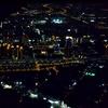 夜間飛行の機窓撮影に初挑戦した記録。羽田空港→台北(松山)空港(JAL Boeing 767-300)