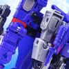 トランスフォーマーサイバーバース TCV-19 バトルローターメガトロン 玩具レビュー
