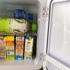 夏に備えて10リットルの冷温庫を寝室用に購入・・-2℃から60℃に設定できます