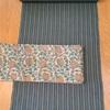反物と半巾帯の組み合わせ