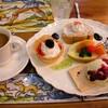 下関市立美術館の喫茶はスゴイ! (σ・∀・)σ