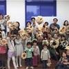 【開催報告】11/11第2回地域交流イベント『西川材で作るクリスマスリース』