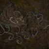 岩洞窟 天井の飛天 福岡県豊前市大字岩屋