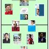自伝本で日本サッカー選手のフォーメーションを作ってみた。