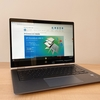 【HP Chromebook x360 14 レビュー】2in1タイプのChrome OS搭載ノートPC