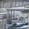 1月16日長野新幹線車両センターの状況