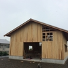 (U・ω・)実は小屋がもうすぐ完成だったりするです。