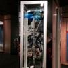 USGAの博物館には月面でプレーしたクラブも展示されています。