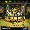 level.117【ドラゴン系15%UP】第89回闘技場ランキングバトル初日