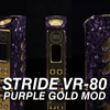 Vapor Range - CKS STRIDE 80W BOX MOD レビュー!