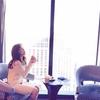 ジウォンさん、滞在中のラスベガスホテルでの朝食みたいです!!