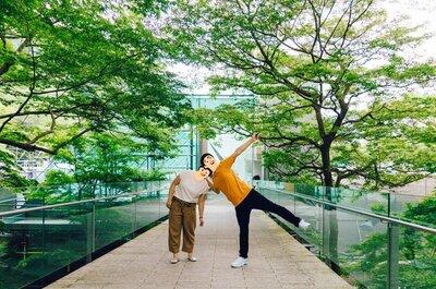 【入籍旅行 前半】ゆったり箱根旅。大涌谷、ポーラ美術館とか行ってきました。