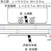 秋田県 都市計画道路千秋広面線手形陸橋の供用開始