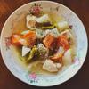 圧力鍋で加圧3分*野菜と鶏肉のポトフ*簡単・時短レシピ