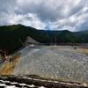 小石原川ダム(工事現場見学会)