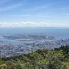 摩耶山へ登ってカロリー消費。