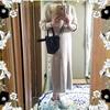 【コーディネート】【ファッション】~20年4月26日のコーディネート  プチプラ  プチプラコーディネート  大人かわいい