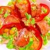 カリふわ白身魚揚げとお野菜たっぷりのスイチリ丼