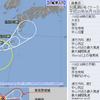 【台風情報】台風6号&前線による大雨で伊平屋村では『50年に1度の記録的な大雨』が降る!沖縄本島の国頭村奥では48時間に411㎜の記録的な大雨も!!