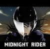 『MIDNIGHT RIDER』  バイクで走っている絵を描いてみました。