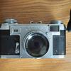 父から譲り受けたフィルムカメラ「Contax(コンタックス)」について。