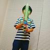 micro:bitで光るおもちゃを作りました