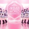 【リリース決定】AKB48 新ゲームアプリ「AKB48 WORLD」