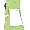 山小屋の少女6