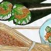 【WORK】6/9発売「栄養と料理」2020年7月号(女子栄養大学出版部) 「食品にみる 機能性成分のひみつ」挿絵