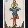 3/19 12. The Hanged Man