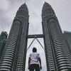 Gryffin、マレーシアのKLへ