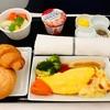 【搭乗記】ANA クアラルンプール-成田(KUL-NRT) ビジネスクラス 機内食