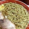 大ラーメンヤサイ抜きでバリカタ麺を貪り食らう from ラーメン二郎上野毛店