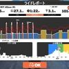 【ロードバイク】Zwiftインターバルトレーニング_20200926