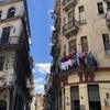 キューバとメキシコ    自由に溢れた町