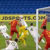 UEFAネーションズ・リーグ第5戦: ウェールズ 3-0 アイルランド