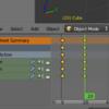 【Blender】Dope Sheetに登録したキーフレームの移動方法
