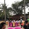 カンボジアでの誕生日会