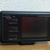 株式会社ミヤビックスさんにMOTO GPS RADAR 4の保護フィルムを作って頂きました