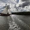 ノーフォークの川をティーゼル号で帆走したい