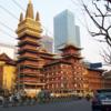 【中国・上海】上海中心部で歴史の波に翻弄されながらも、信仰の力を保ち続けてきた静安寺