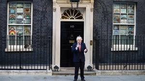 感染症を克服したジョンソン英首相が感謝したNHSとは?【スピーチ全文紹介・前編】