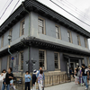 滋賀県長浜の黒壁スクエアで古い町並みを満喫、北国街道とか鉄道スクエアとか。