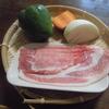 豚肉の生姜焼き豆乳風味