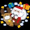 【クリスマスイルミネーション開催♥&ショーウィンドウもクリスマスバージョン♥ユーカリが丘分院編♥】#88