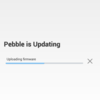 Pebble SDK 2.0 Beta の JavaScript framework で Hello World してみた