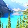 """カナダの""""青""""に魅せられる。"""